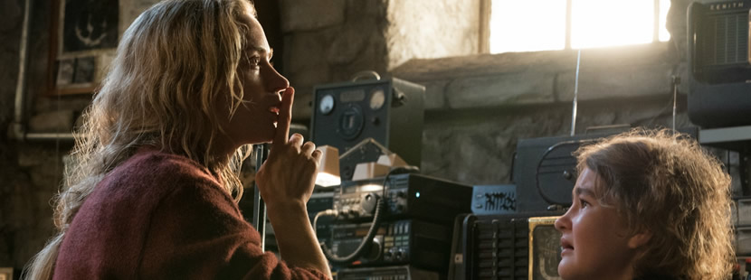 Image from A Quiet Place