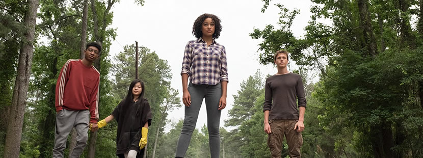 Image from The Darkest Minds