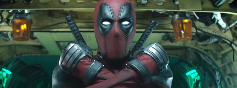Image from Deadpool 2
