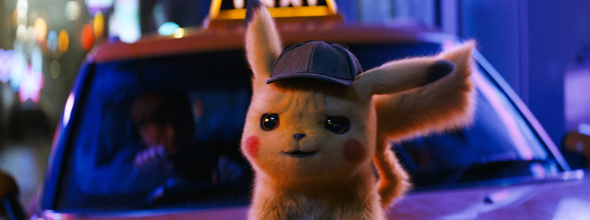 Image from Detective Pikachu