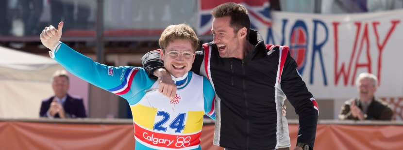 Image from Eddie The Eagle