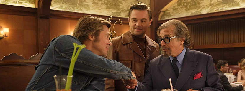 Image from Once Upon A Time In Hollywood