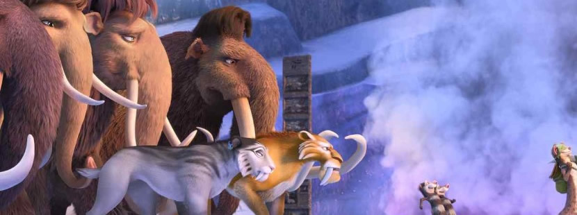 Image from Ice Age: Collision Course
