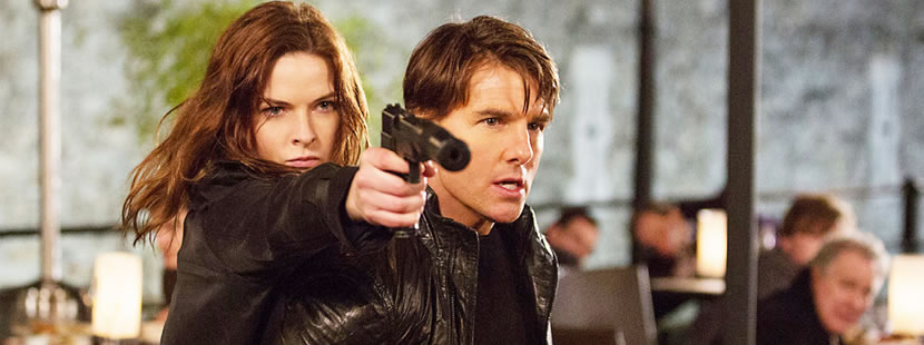 Image from Mission: Impossible Rogue Nation