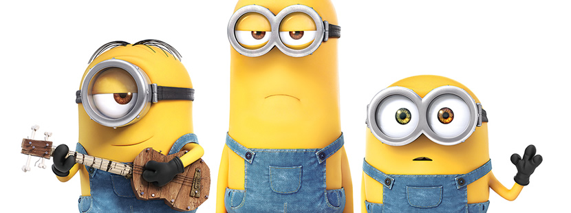 Image from Minions