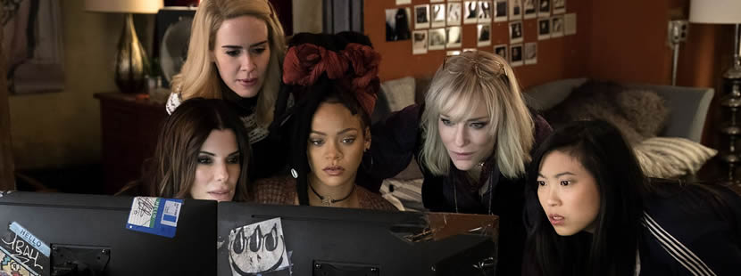Image from Oceans 8
