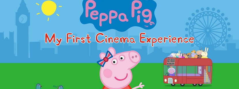 Image from Peppa Pig: My First Cinema Experience