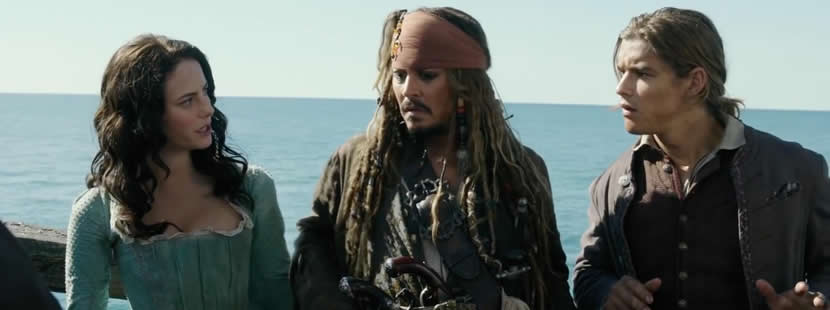 Image from Pirates Of The Caribbean: Salazars Revenge