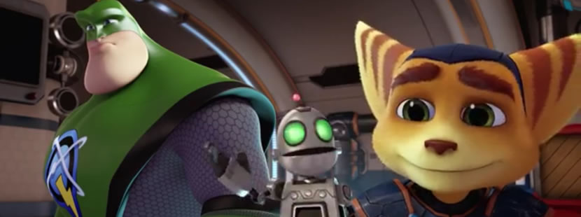 Image from Ratchet And Clank