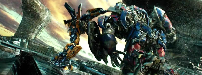 Image from Transformers: The Last Knight
