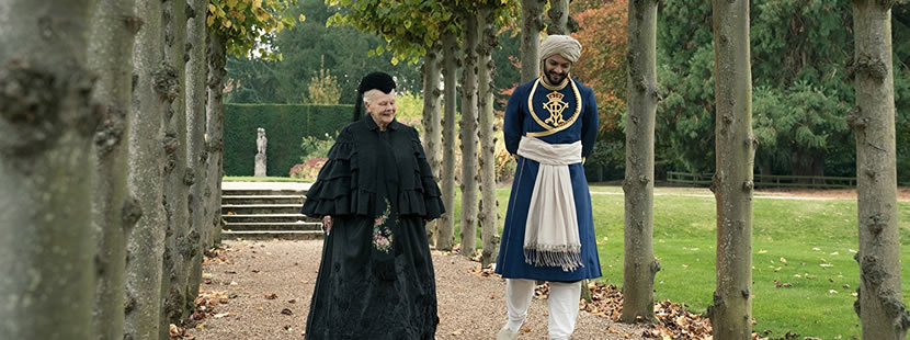 Image from Victoria And Abdul